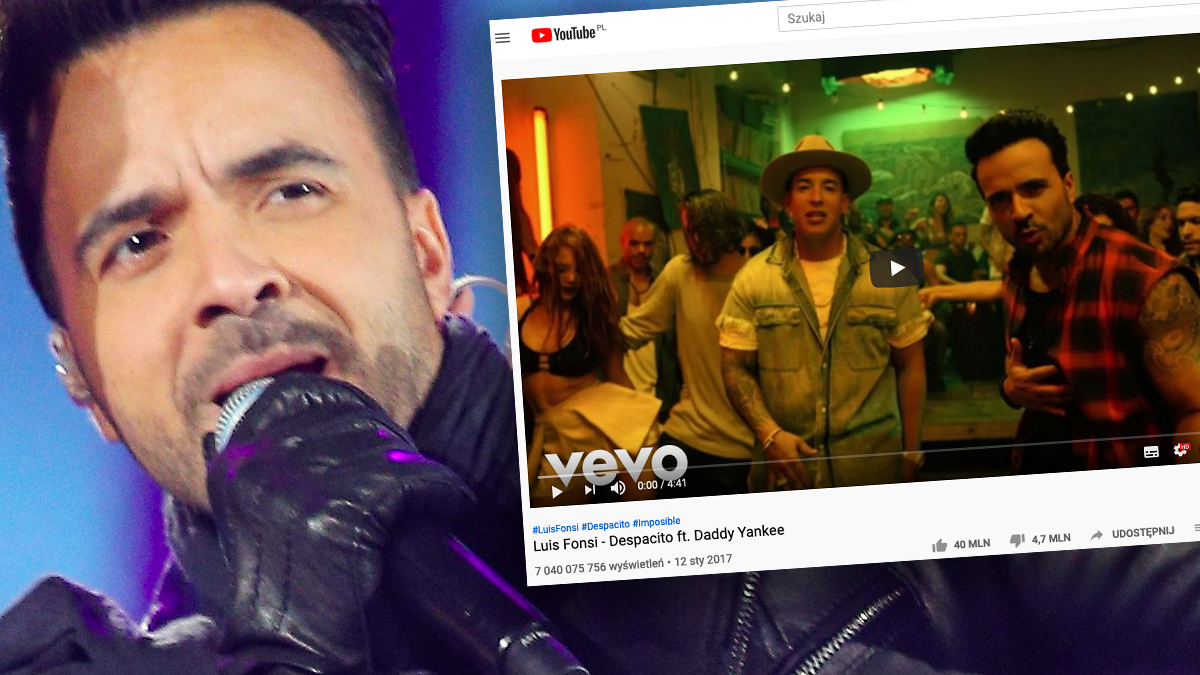 Despacito zdetronizowane na YouTube