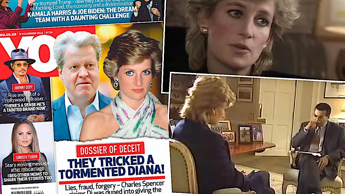 Księżna Diana – kontrowersje wokół wywiadu dla Panoramy