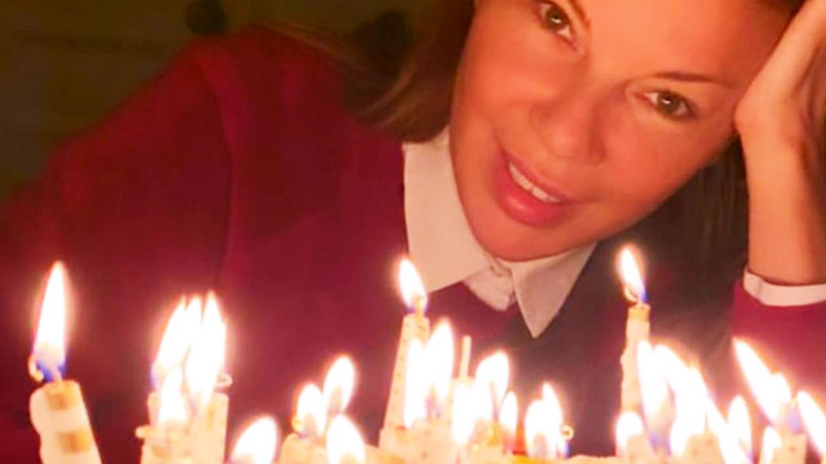 Edyta Górniak świętowała urodziny