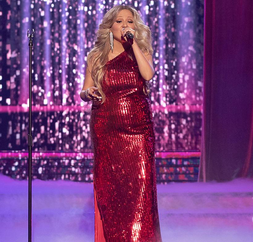 Gosia Andrzejewicz jako Mariah Carey