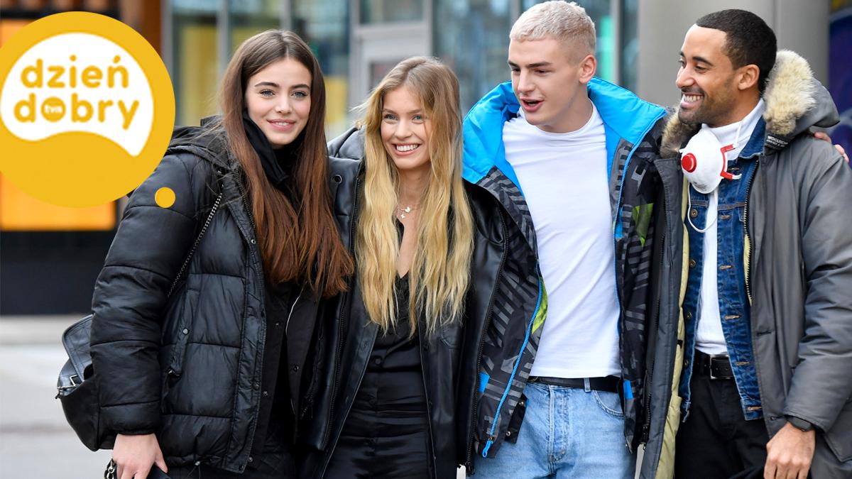 Finaliści Top Model 9 w Dzień Dobry TVN