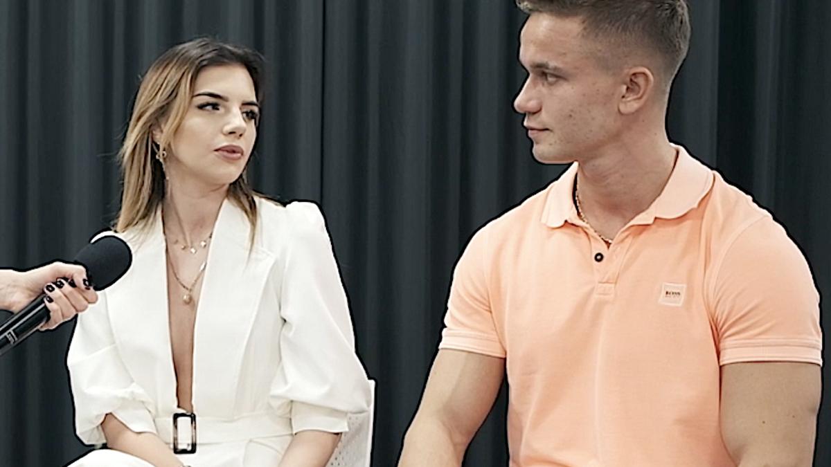 Sonia i Łukasz z Hotelu Paradise o relacji