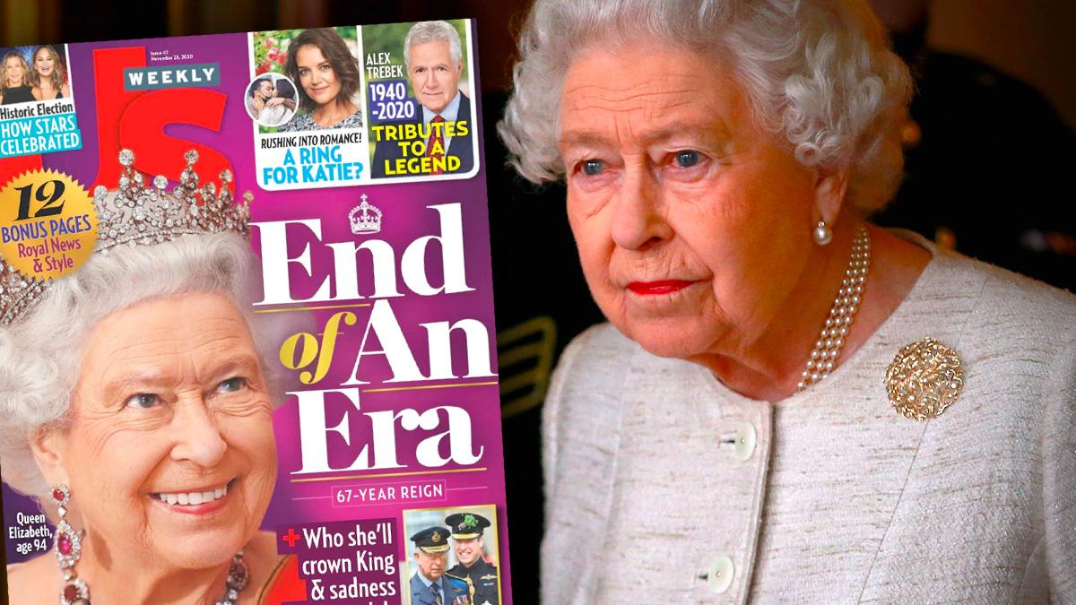 Królowa Elżbieta II – kiedy odda koronę?