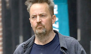 Matthew Perry (fot. East News)