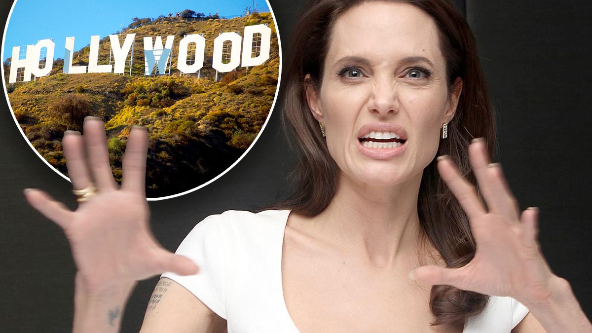 Angelina Jolie, Hollywood