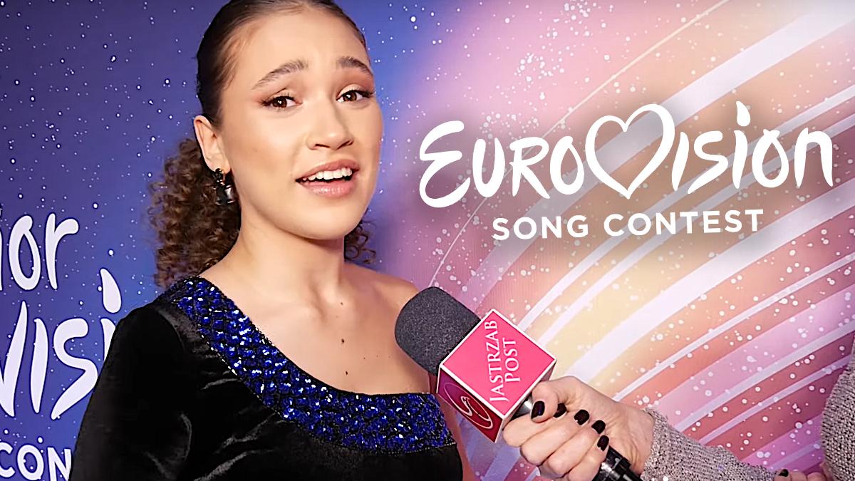 Alicja Szemplińska, Eurowizja 2021