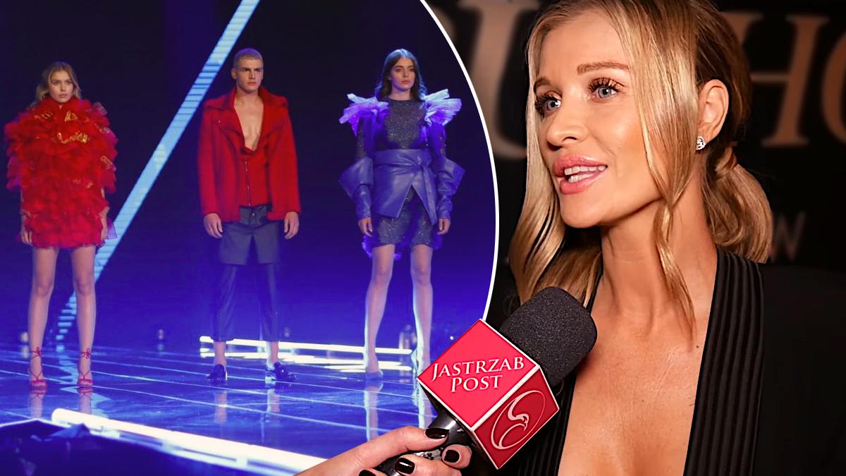 Joanna Krupa o finale Top Model