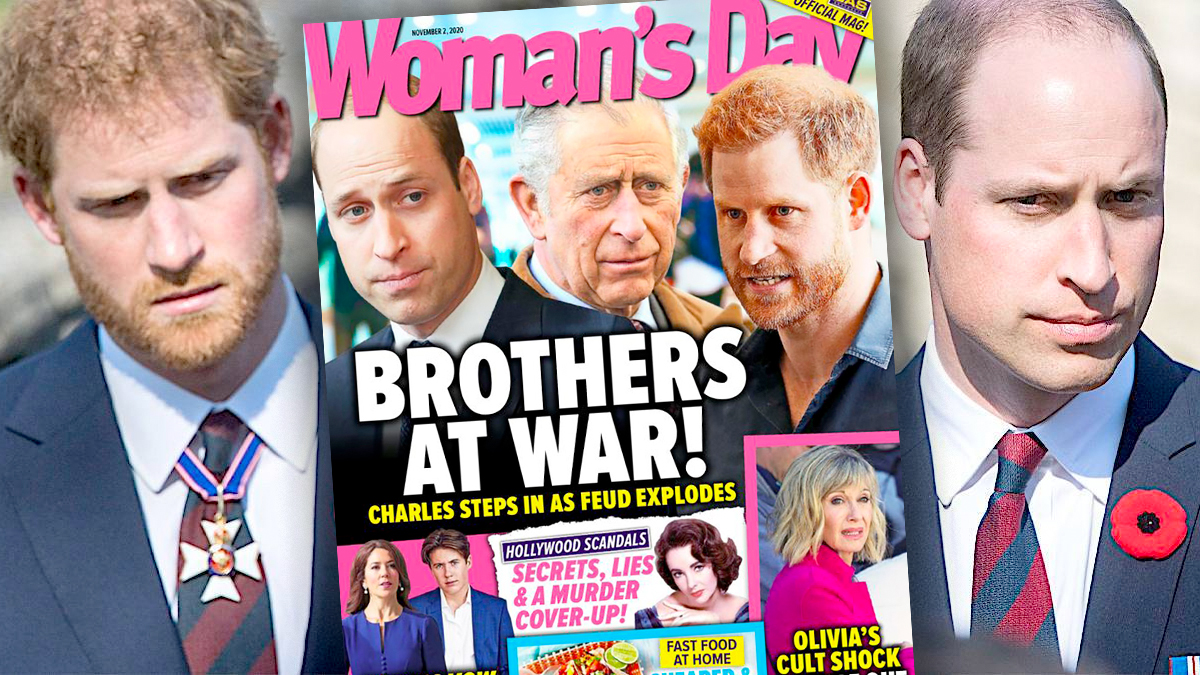 Wojna Harry'ego i Williama