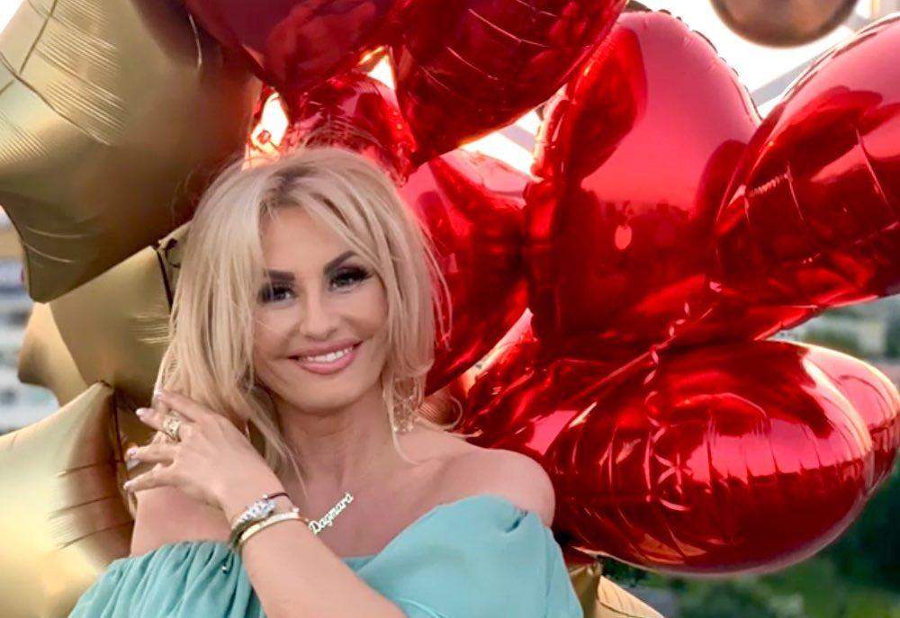 Dagmara Kaźmierska - milion fanów na Instagramie