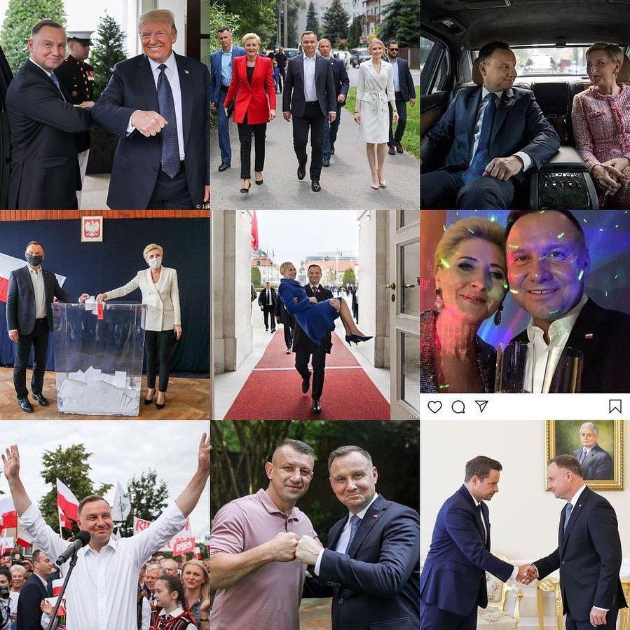Andrzej Duda Best Nine