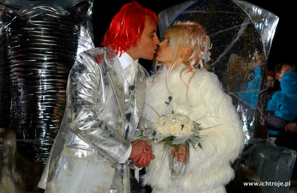 Michał Wiśniewski i Mandaryna - ślub 2003