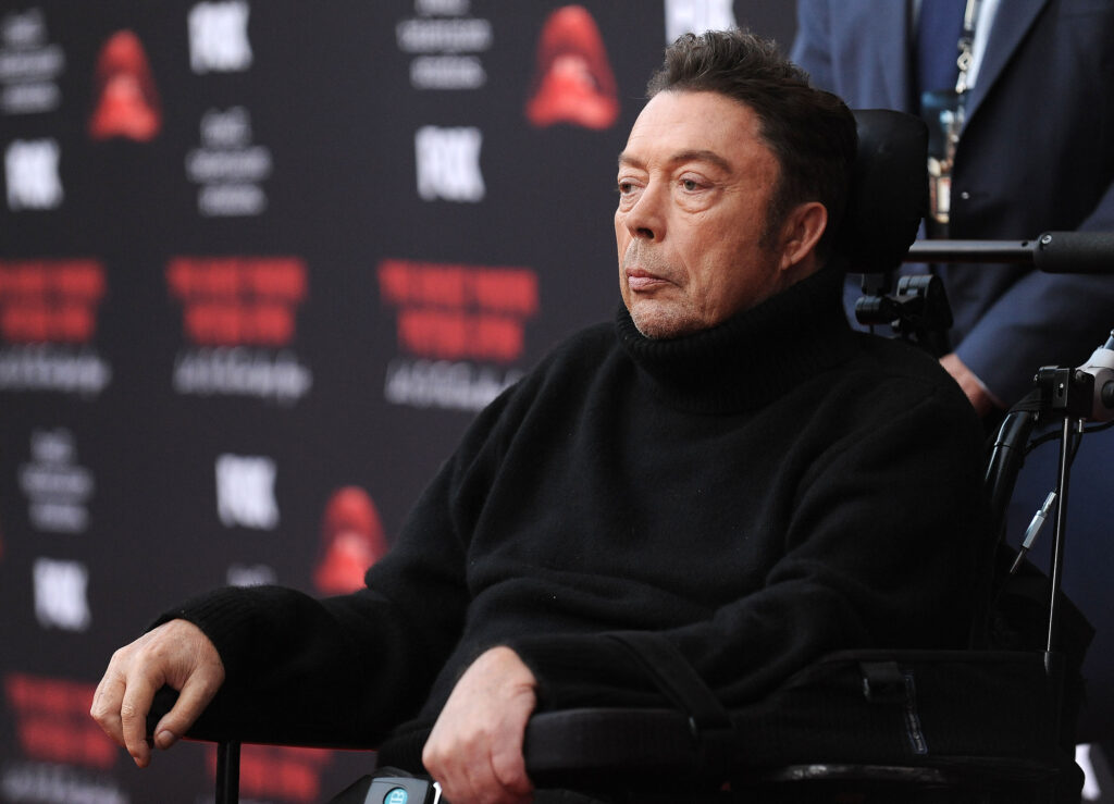 Tim Curry w 2016 roku