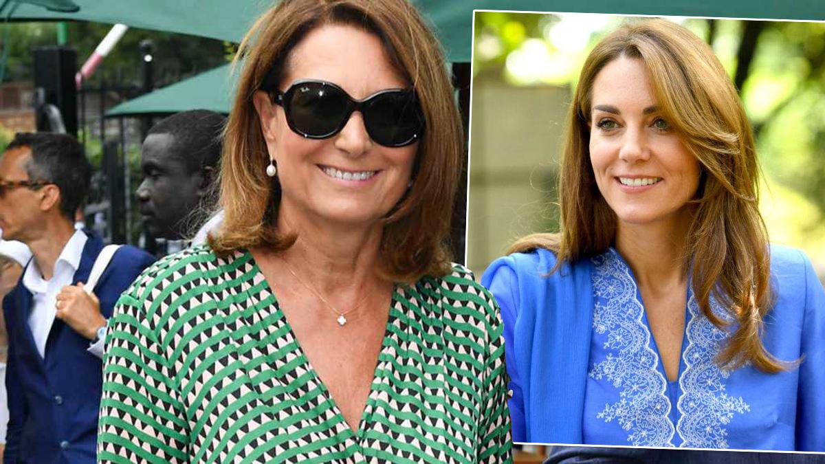 Carole Middleton i Kate Middleton