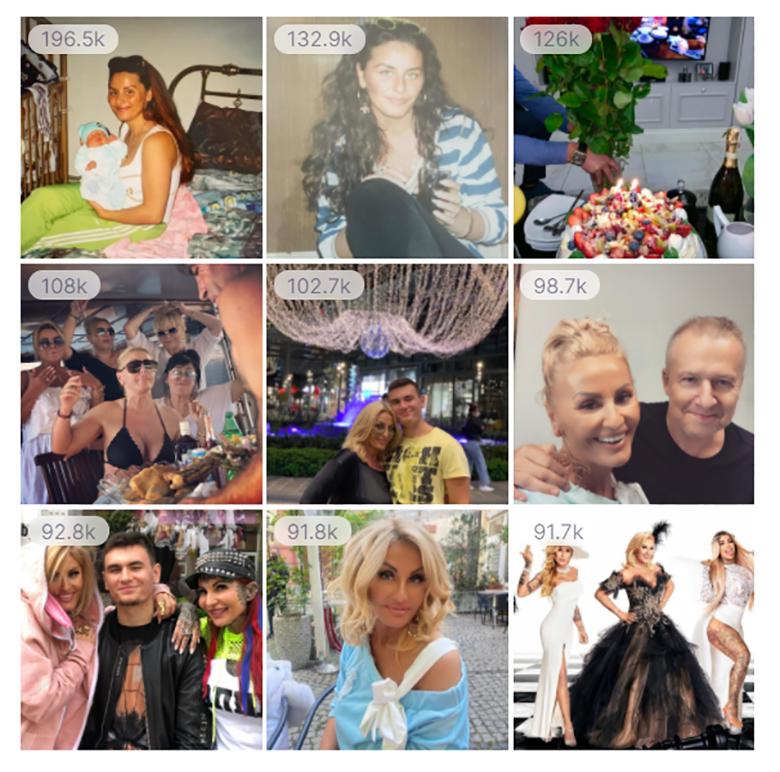 Dagmara Kaźmierska - Best Nine 2020