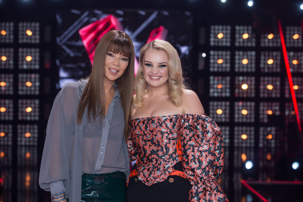 Anna Gąsienica-Byrcyn i Edyta Górniak – The Voice of Poland 11