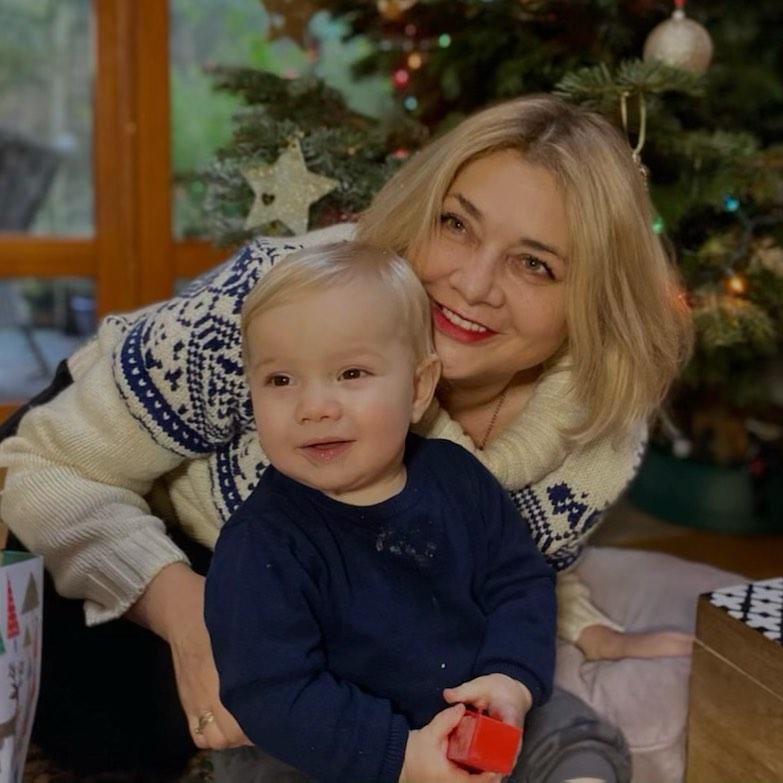 Małgorzata Ostrowska-Królikowska - Boże Narodzenie 2020