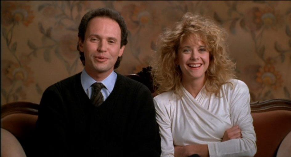 Meg Ryan w filmie kiedy Harry poznał Sally