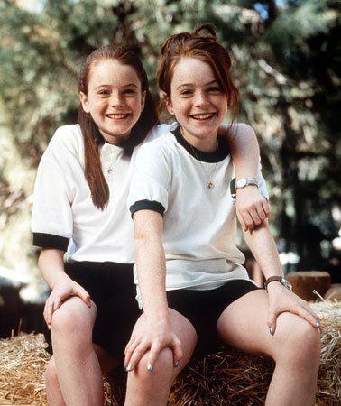 Lindsay Lohan w filmie Nie wierzcie bliźniaczkom