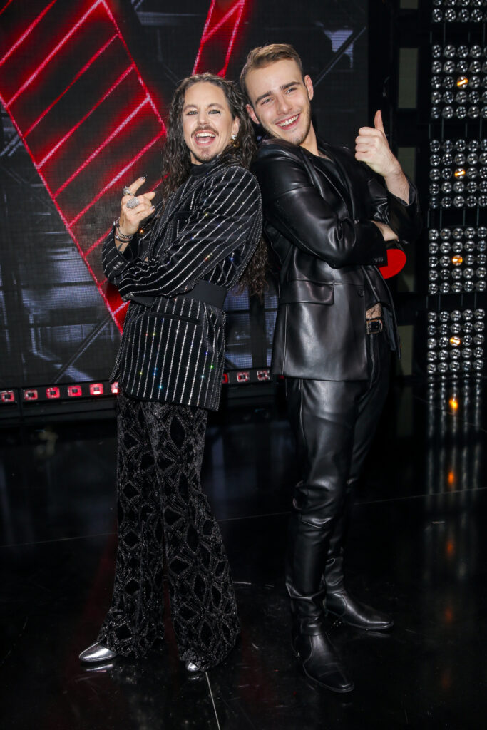 Michał Szpak i Krystian Ochman – finał The Voice of Poland 11
