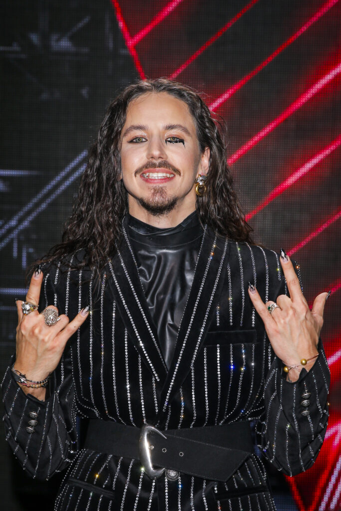 Michał Szpak – finał The Voice of Poland 11
