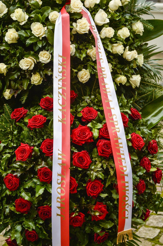 Pogrzeb Katarzyny Łaniewskiej