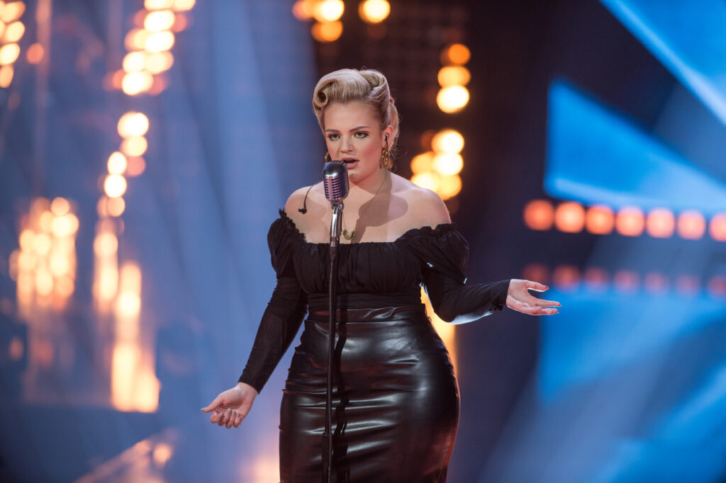 Anna Gąsienica-Byrcyn – The Voice of Poland 11