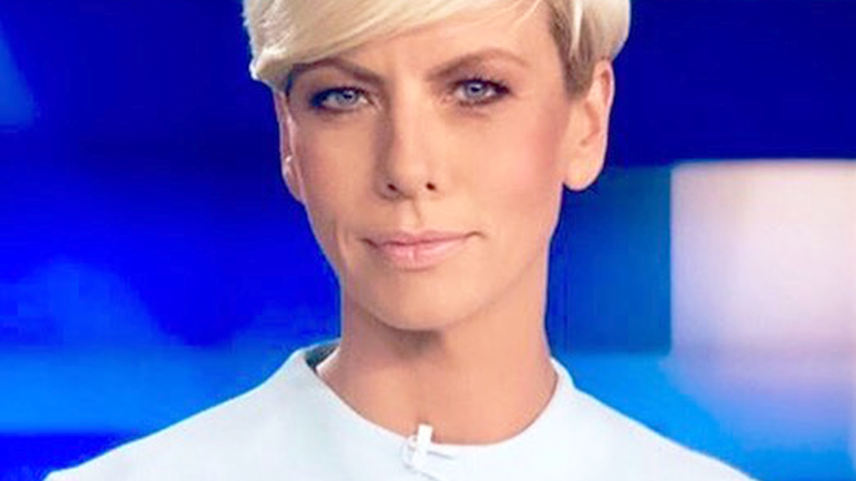Anita Werner - jak wyglądałaby w długich włosach?