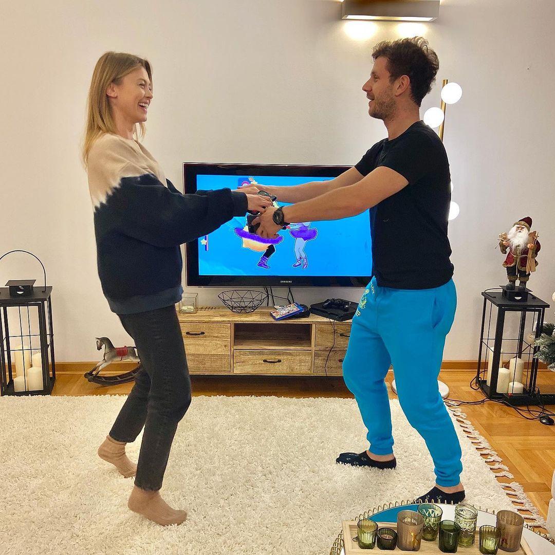Antek Królikowski i Joanna Opozda - co robią w piątkowy wieczór?