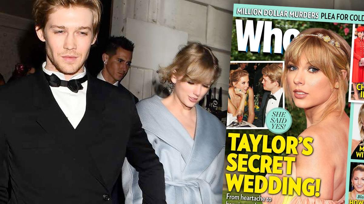 Taylor Swift wzięła ślub?