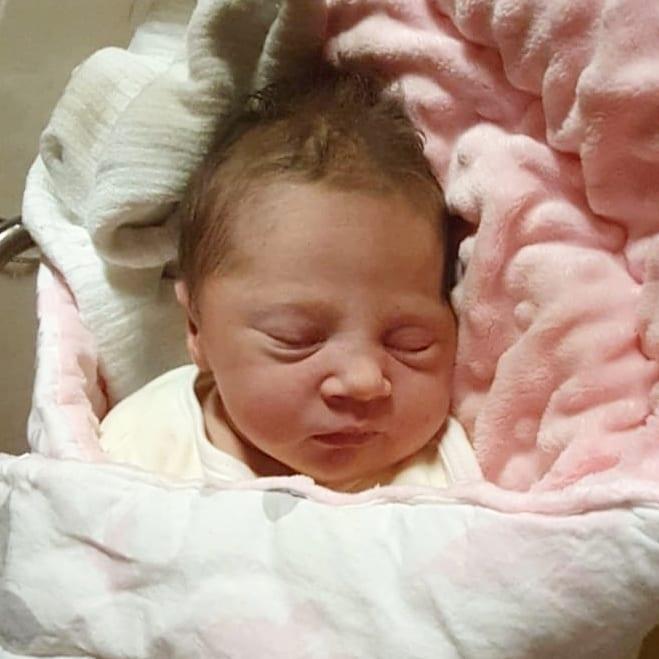 Pierwsze zdjęcie córki Dawida Kubackiego