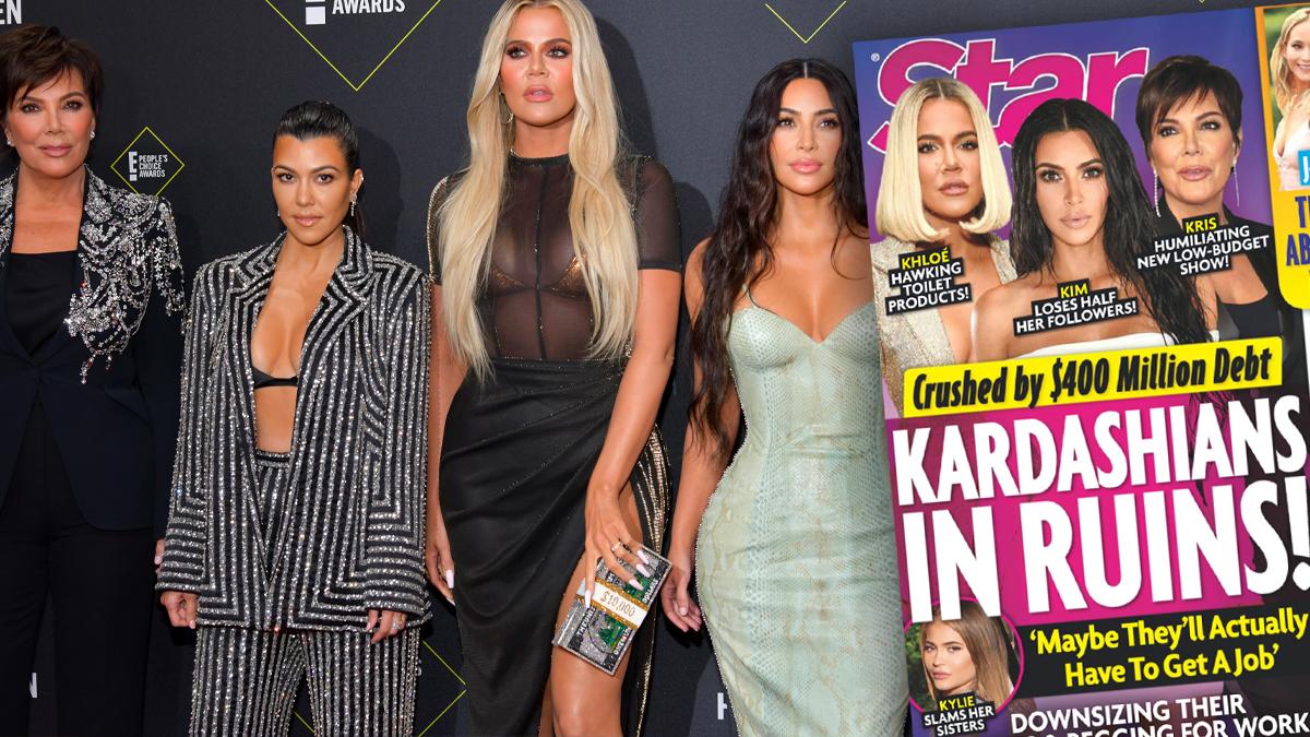 Problemy w rodzinie Kardashianów