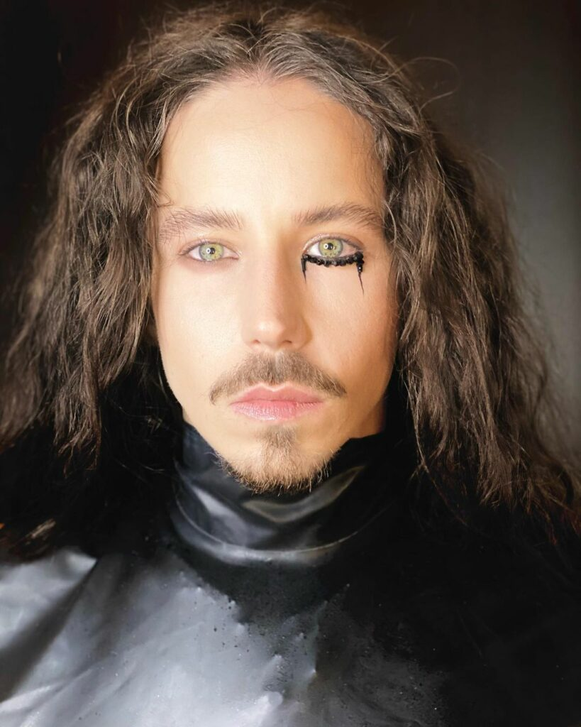 Michał Szpak na finale The Voice of Poland
