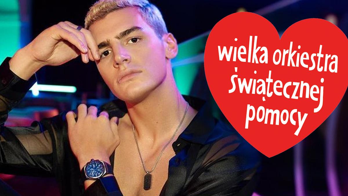 Mikołaj Śmieszek WOŚP