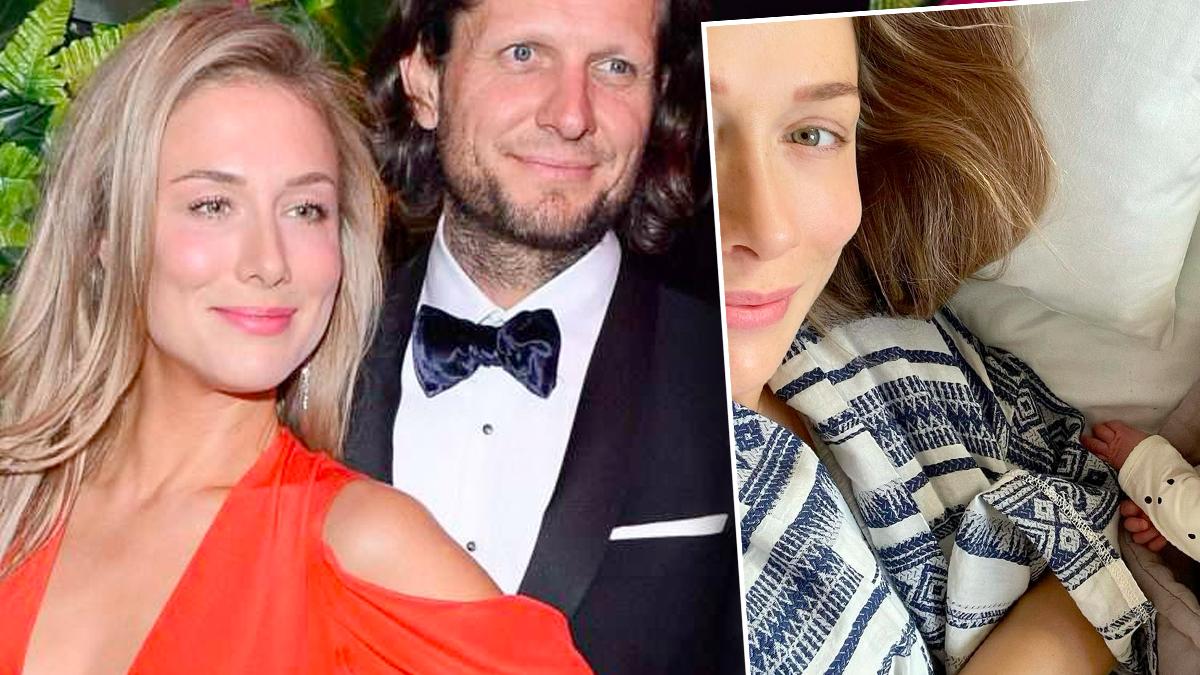 Natalia Klimas urodziła drugą córkę