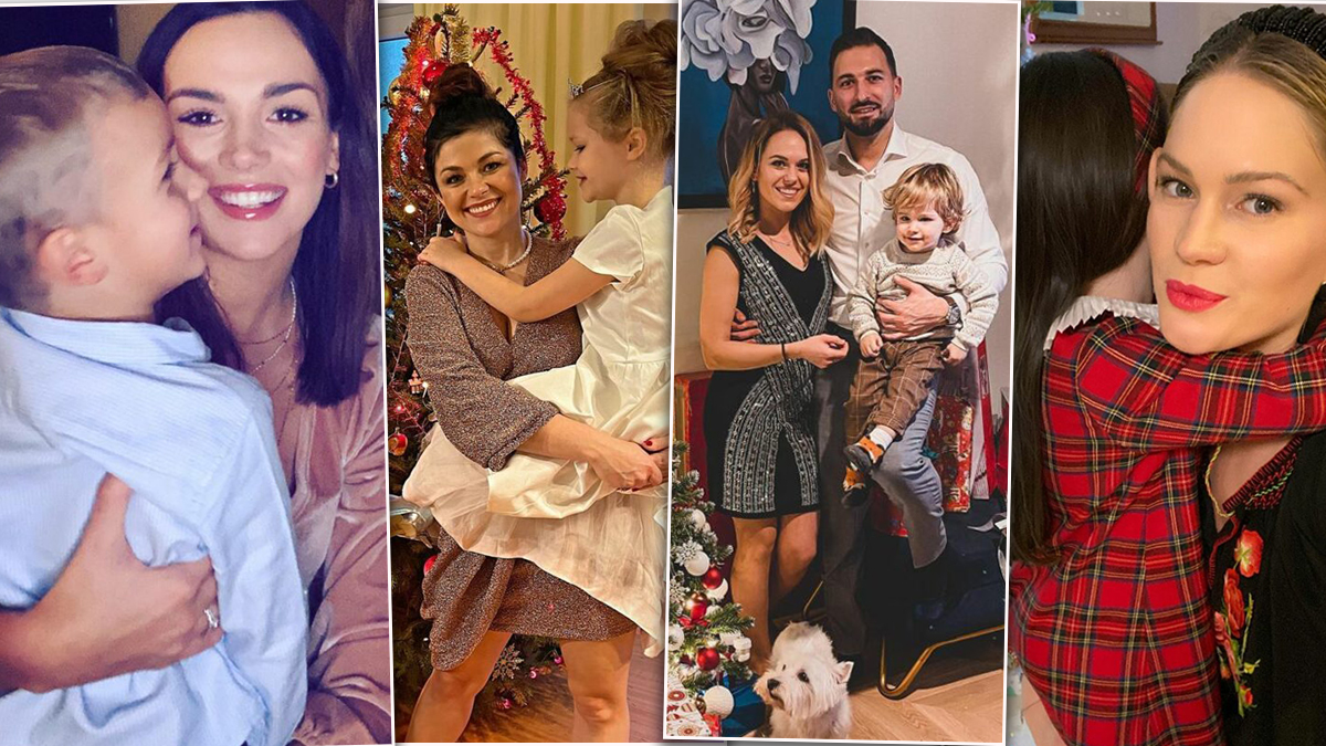Gwiazdy z dziećmi - Boże Narodzenie 2020