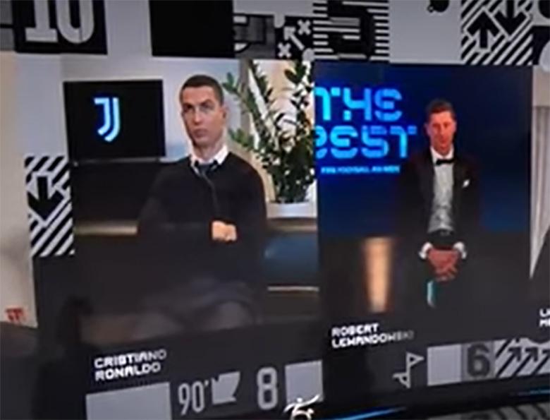 Robert Lewandowski wygrał plebiscyt FIFA. Co na to Cristiano Ronaldo?