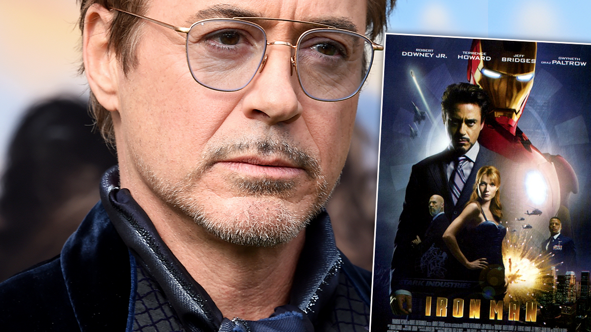 Iron Man i Robert Downey Jr