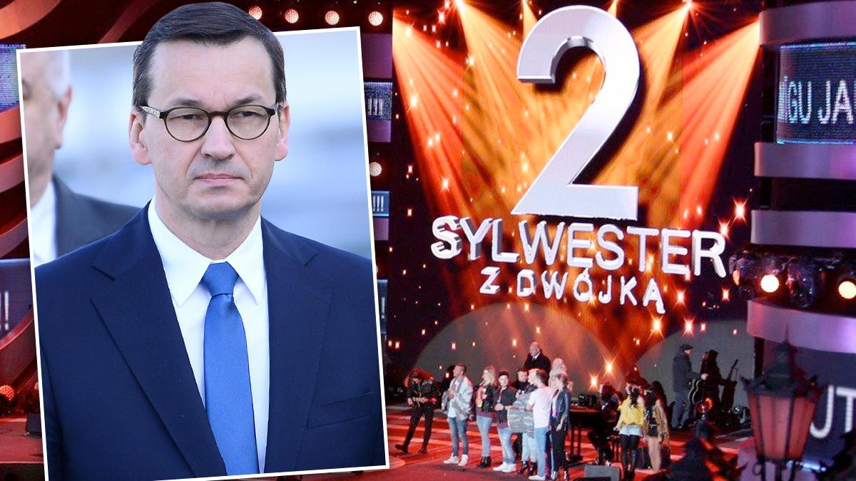Sylwester 2020 w TVP. Rząd zmienił przepisy