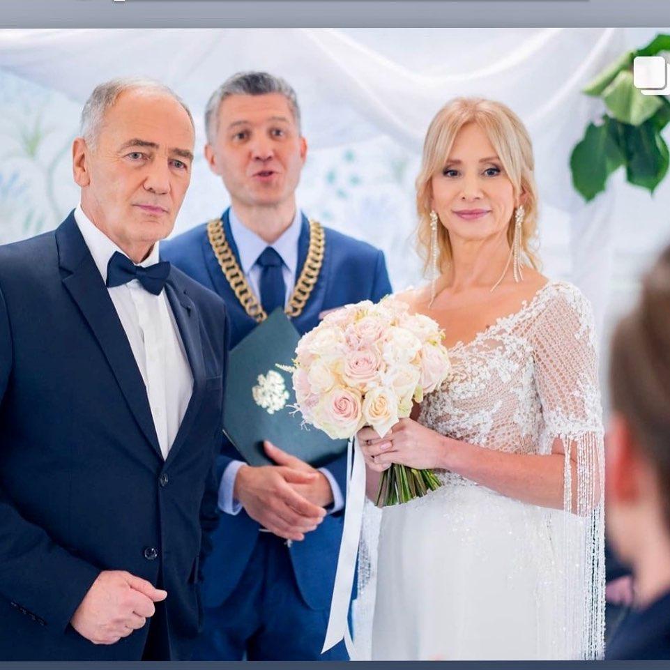 Ewa Gawryluk i Karol Strasburger - Pierwsza Miłość