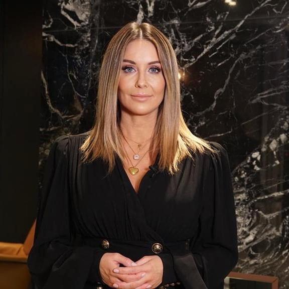 Małgorzata Rozenek - WOŚP 2021