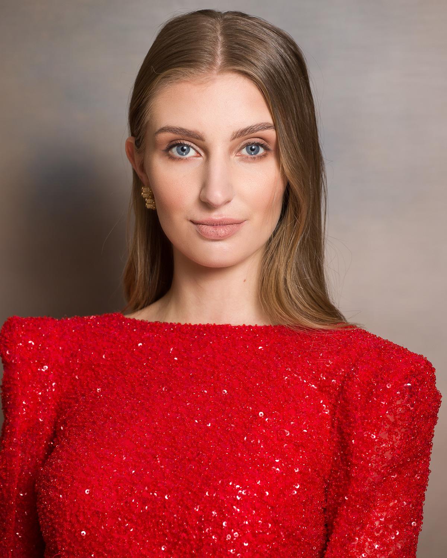 Kandydatka nr 20: Agata Śron, 19 lat, Wąsosz