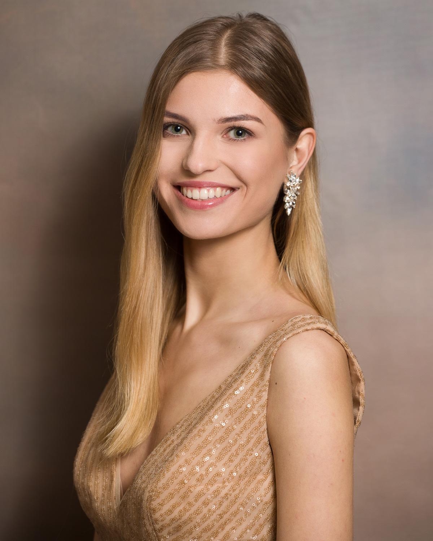 Kandydatka nr 5: Natalia Ciekańska, 20 lat, Zabrze