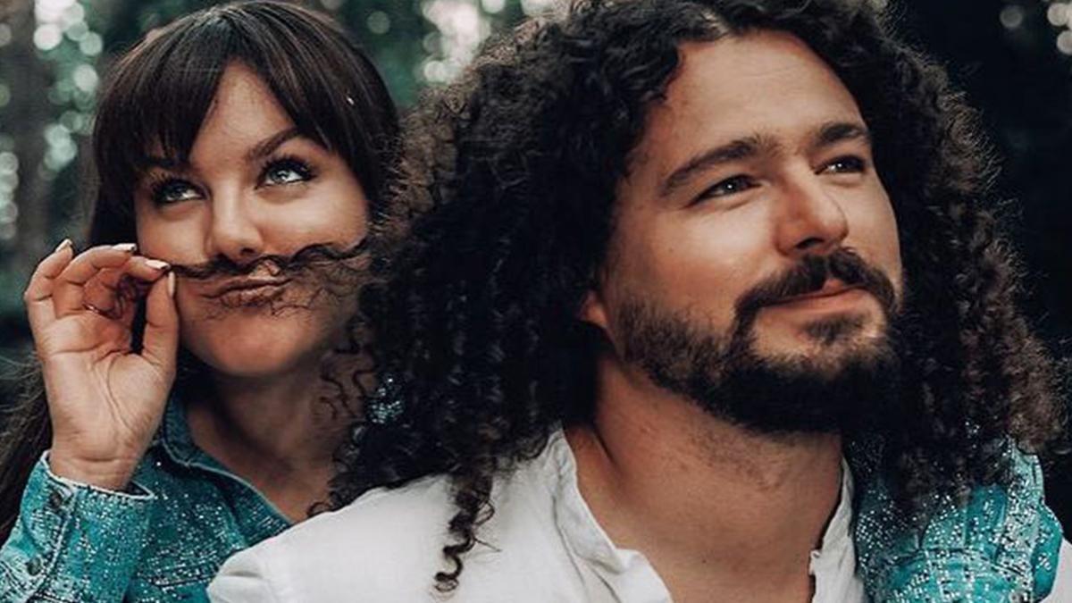 Ewa Farna i Martin Chobot
