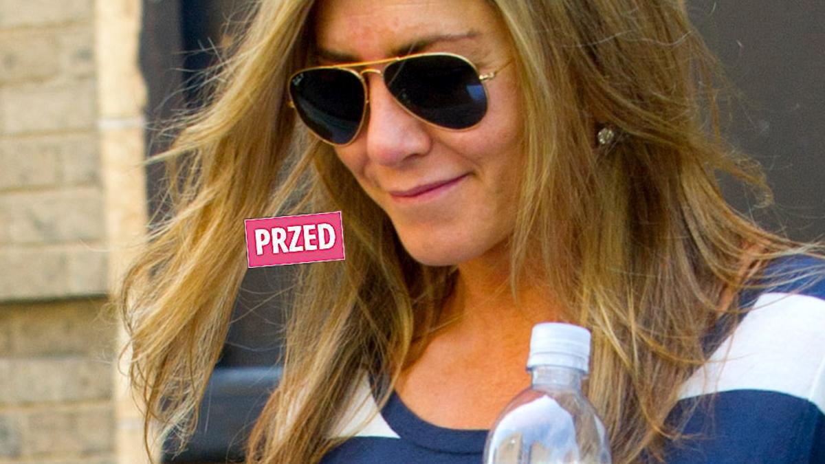 Jennifer Aniston -nowa fryzura