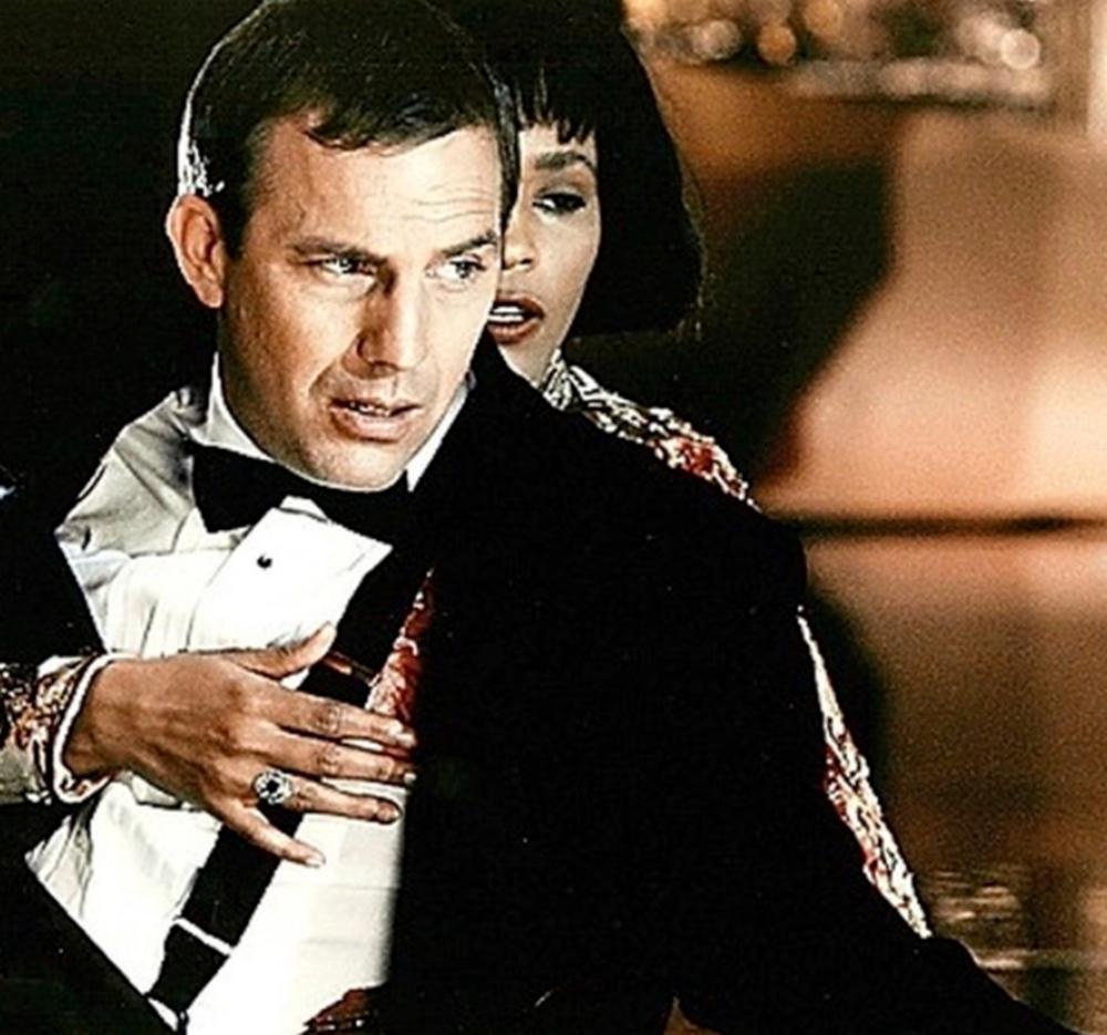 Whitney Houston, Kevin Costner - The Bodyguard