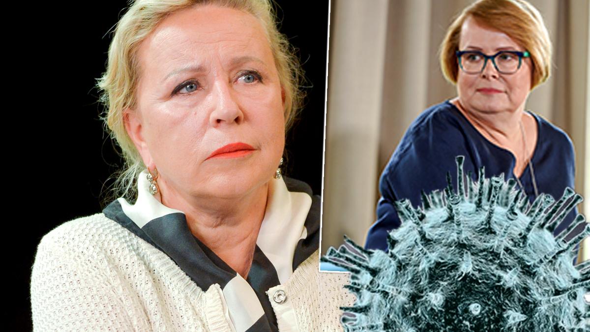 Krystyna Janda i Ilona Łepkowska