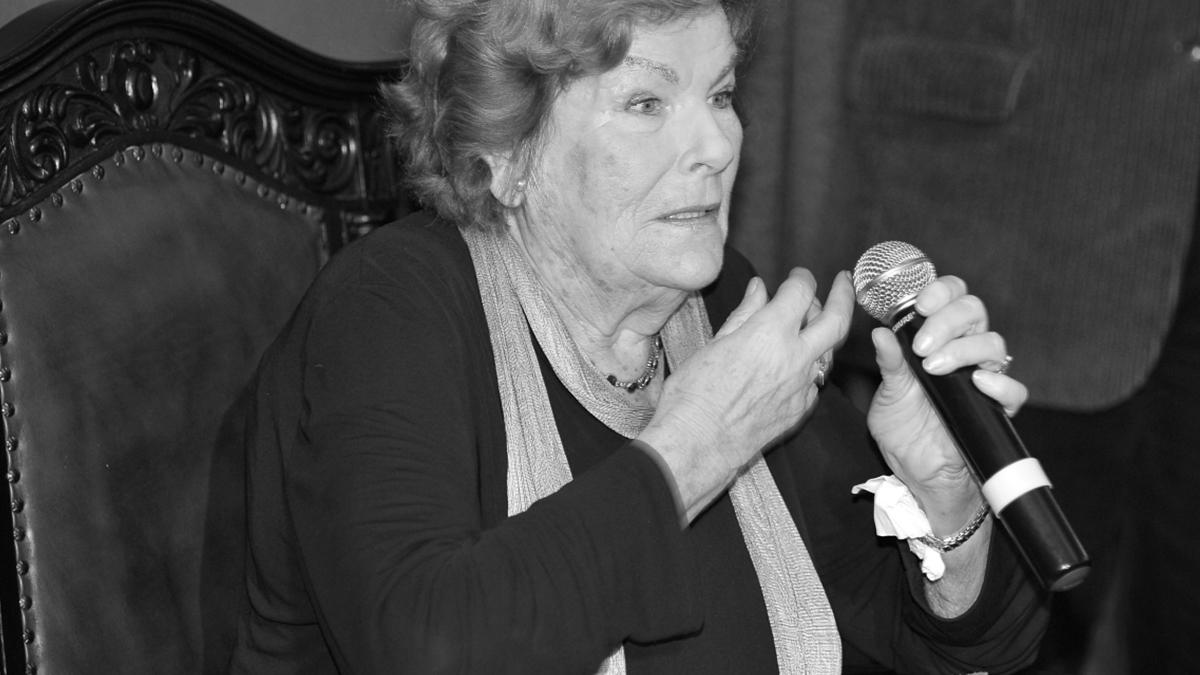 Maria Koterbska - pogrzeb