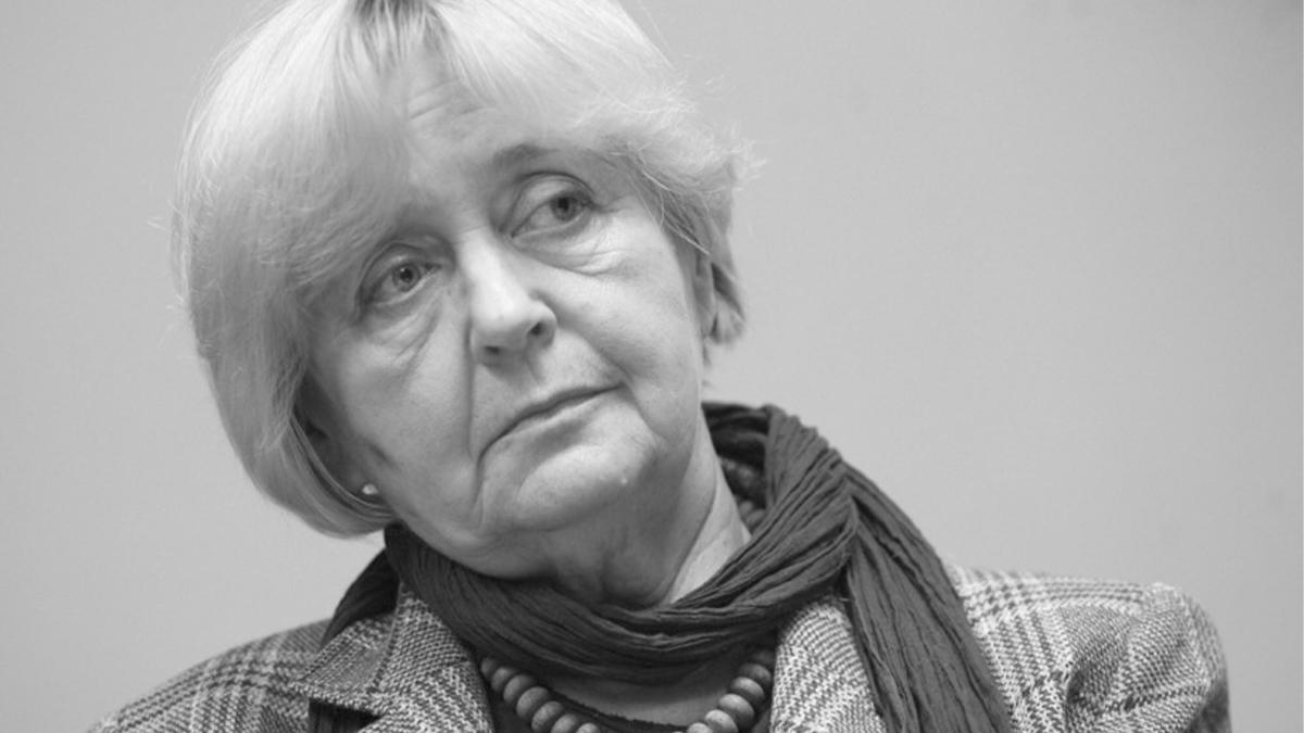 Nie żyje Elżbieta Markowska