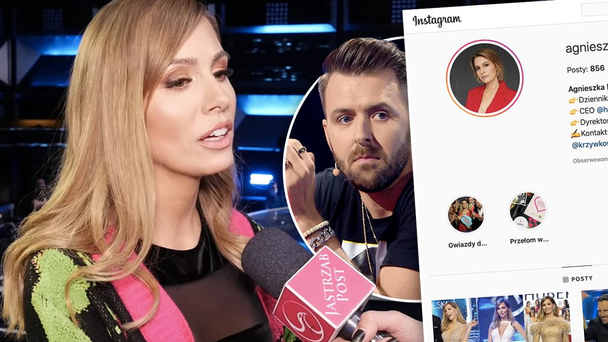 Agnieszka Hyży o Instagramie