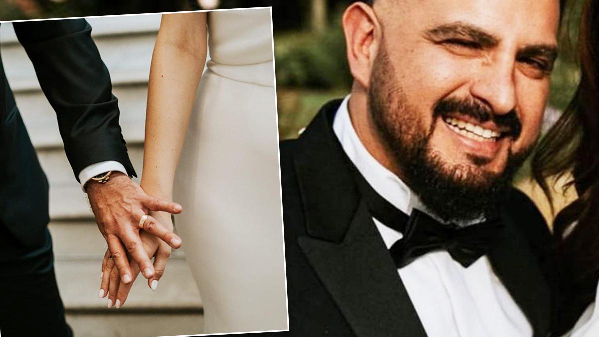 Agustin Egurrola wziął ślub